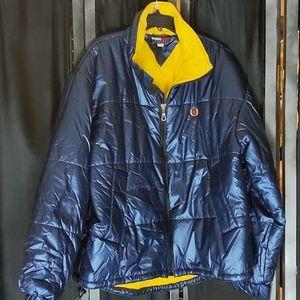 VTG Vintage Tommy Hilfger puff snow jacket large